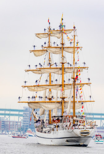 High Flying on Guayas